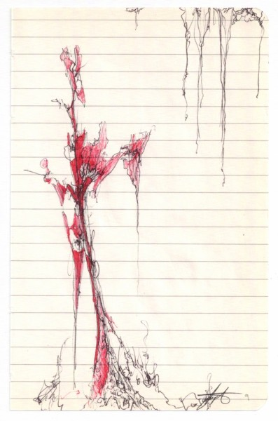 Blood Roses #9