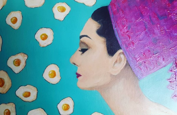 Breakfast with Audrey