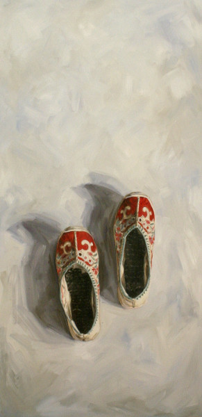 The Motherly and Auspicious, Shoes