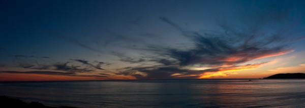 Avila Sunset