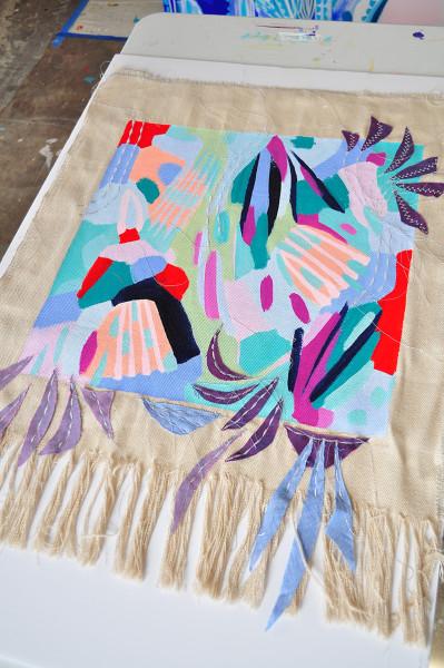 Garden Map-Tapestry 1