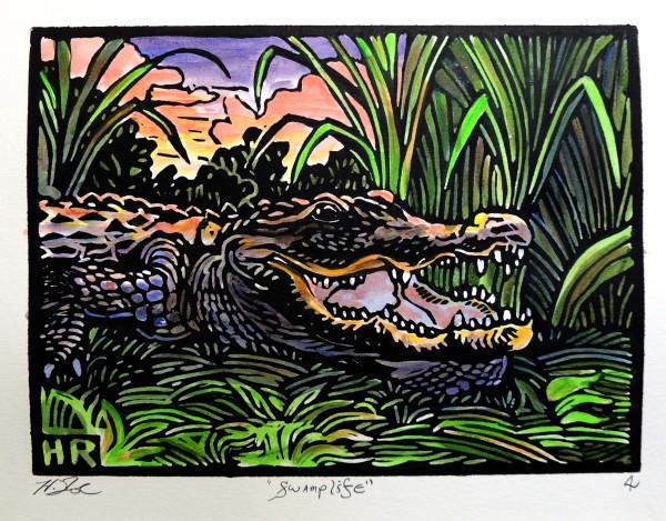 Swamplife; No.4