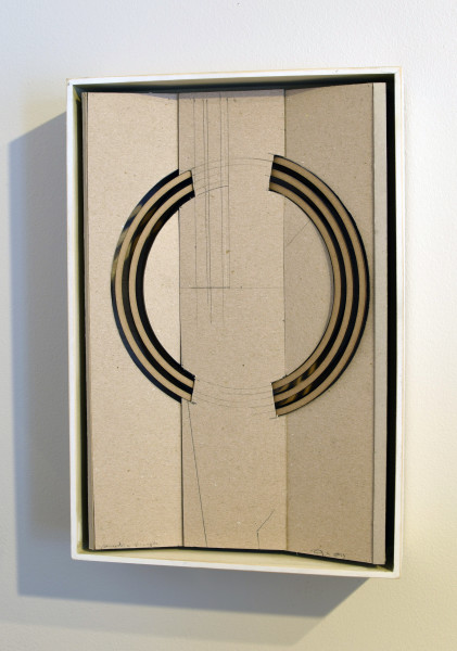 Concentric Rings Maquette