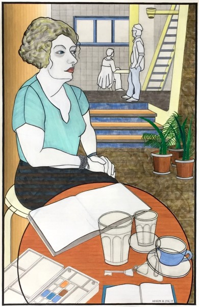 Café - Living A Creative Life