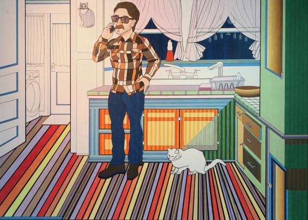 Marc Maron Art Imitating Life Imitating Art