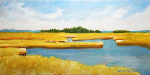 Yellow Reeds