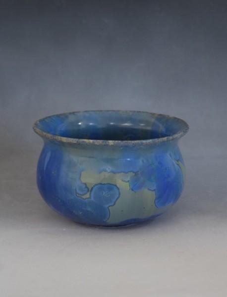 Mini Blue Pot