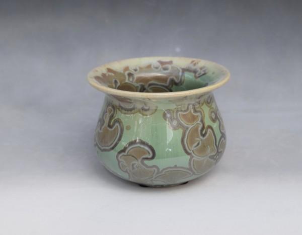 Small Green Pot