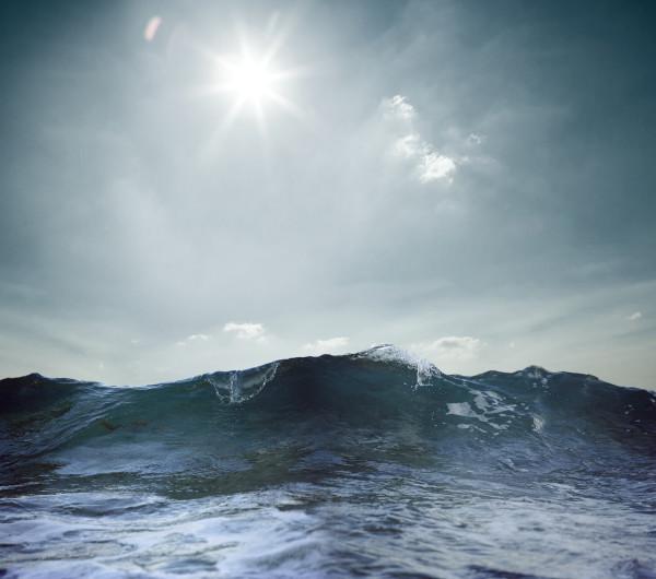 """Post-Typhoon Surf Wave"" Amami Oshima Japan"