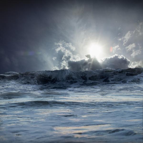 """Lightest Dark"" Hermosa Beach, California"