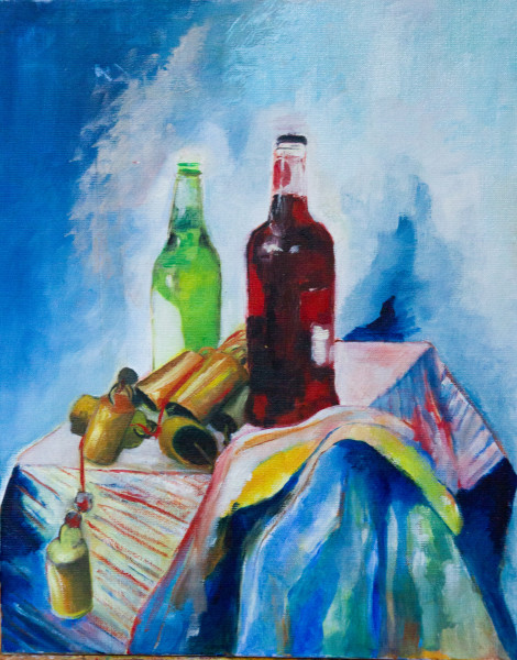 Nature morte avec cloches