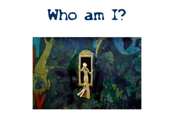 Who Am I? (slide 5)