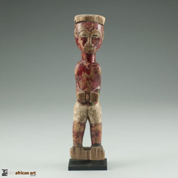 Baule Blolo Bian Colonial Figure