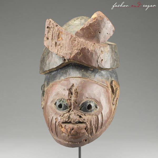 Yoruba (Anago Region) Gelede Mask
