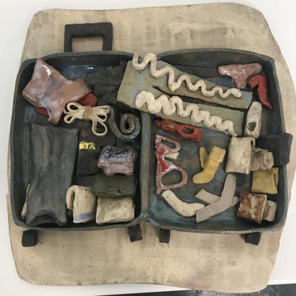 A suitcase for LA