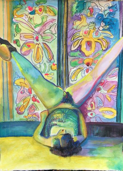 Sensualist 2 (legs up)