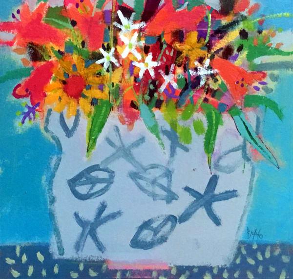 The Flower Urn