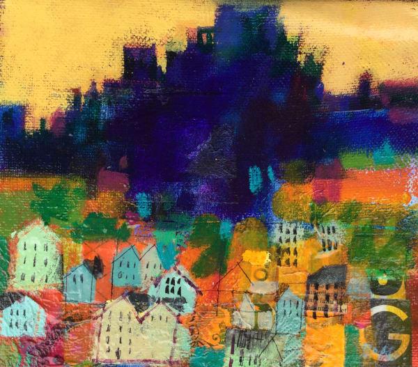 Edinburgh Castle, morning