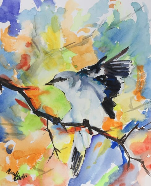 Shrike in Colors