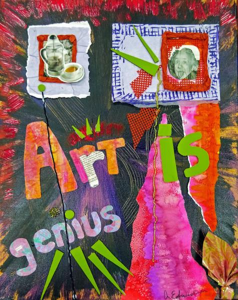 Art is Genius