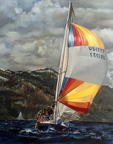 Sail Full of Sky