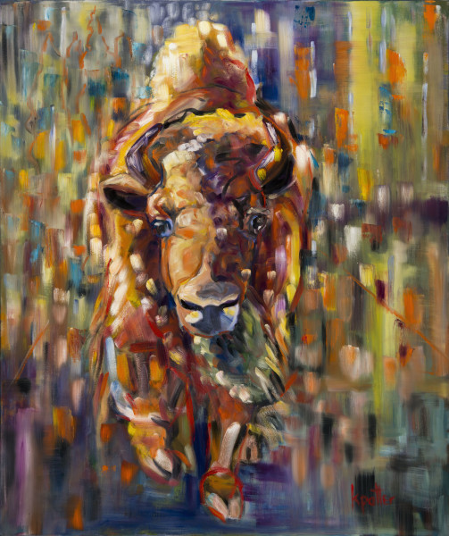 Bright Bison