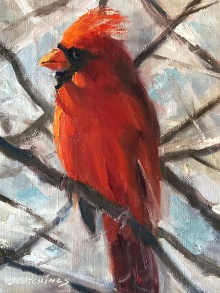 Cardinal King