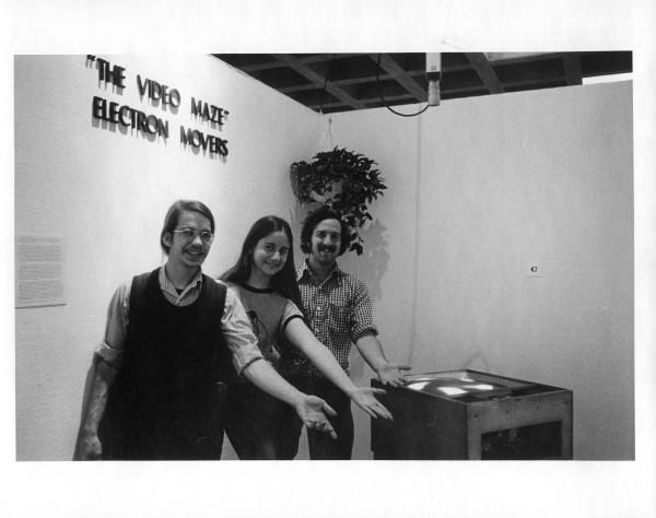 Dennis, Laurie, Alan Everson Museum of Art 1975