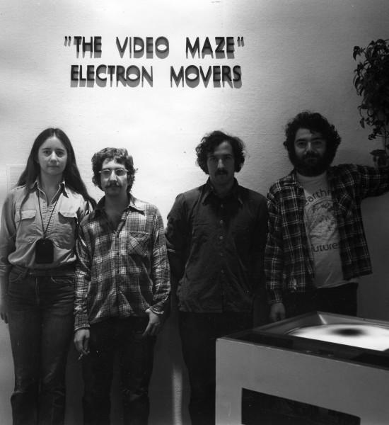 Laurie, Eddie, Alan, Philip - Everson Museum of Art