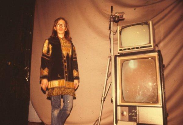 Dennis Thesis night RISD 1974