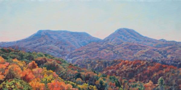 House Mountain, Autumn
