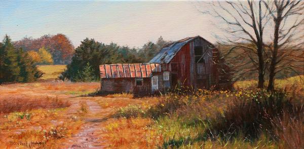 The Neighbor's Barn