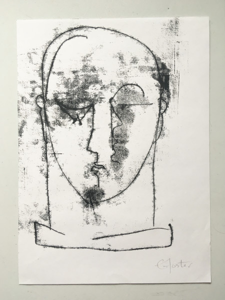 Untitled (head series 5)