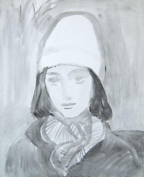 Rainy Portrait