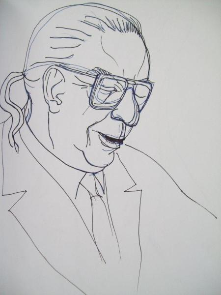 Willy De Paul Smith - Gallery Attendant