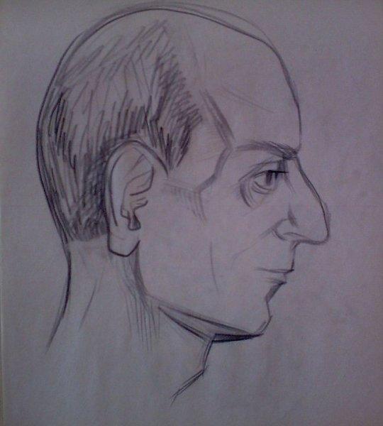 Vasko in profile