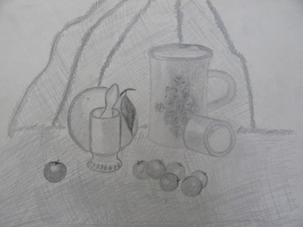 Still Life done at home