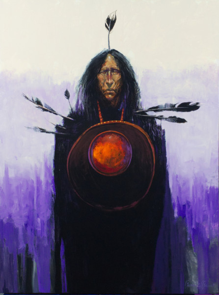 Black Feather Shaman