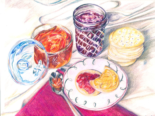 """Continental Breakfast"""