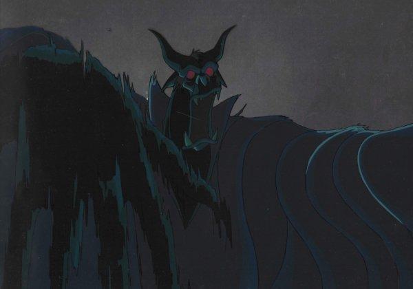 Little Nemo Adventures in Slumberland - Cel - Nightmare King
