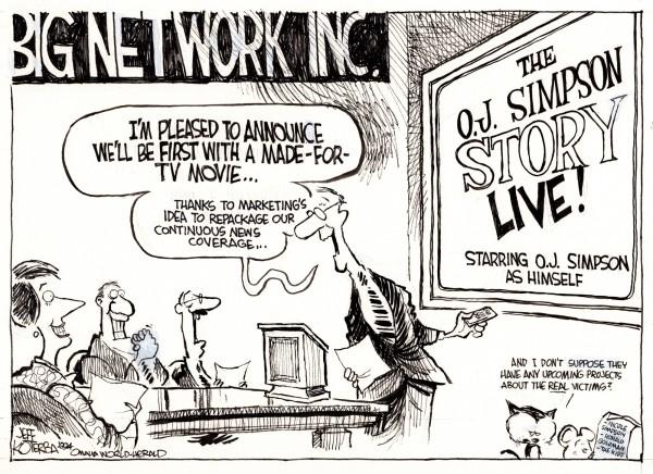 The O.J. Simpson Story Live!