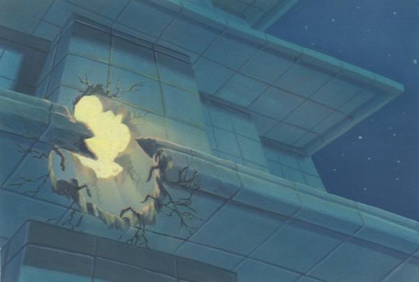 TaleSpin - Background Concept - Rebecca's Apartment