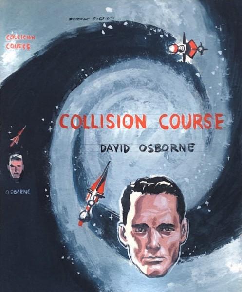 Collision Course - Preliminary Cover