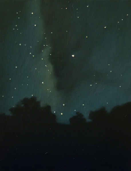 Stars at the Overlook