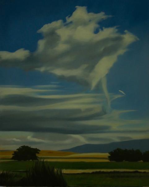 Summer Clouds near Baker City