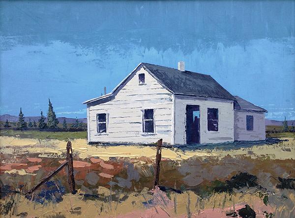 Prairie House No.8