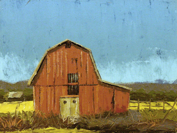 Prairie House No.34 (This Old Barn)