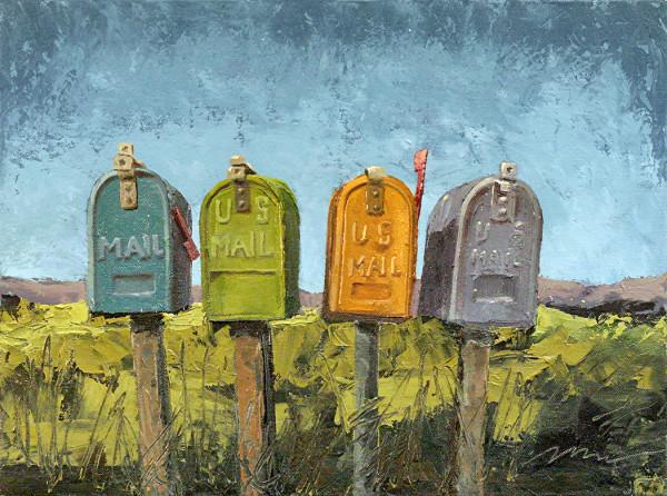 Prairie House No. 36 (Outgoing Mail)
