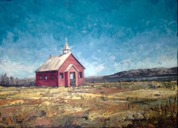 Prairie House No.41 (Morning Bell)