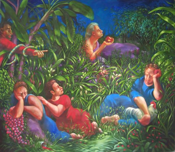 The Garden of Gethsemene